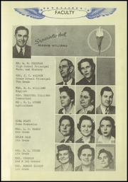 Page 17, 1944 Edition, Roosevelt High School - Eagle Yearbook (Lubbock, TX) online yearbook collection