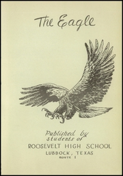 Page 7, 1944 Edition, Roosevelt High School - Eagle Yearbook (Lubbock, TX) online yearbook collection