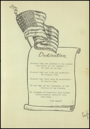 Page 9, 1944 Edition, Roosevelt High School - Eagle Yearbook (Lubbock, TX) online yearbook collection