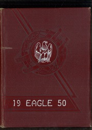 Roosevelt High School - Eagle Yearbook (Lubbock, TX) online yearbook collection, 1950 Edition, Page 1