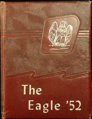 Roosevelt High School - Eagle Yearbook (Lubbock, TX) online yearbook collection, 1952 Edition, Page 1
