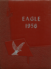 Roosevelt High School - Eagle Yearbook (Lubbock, TX) online yearbook collection, 1956 Edition, Page 1