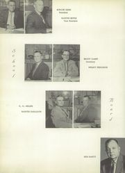 Page 10, 1956 Edition, Roosevelt High School - Eagle Yearbook (Lubbock, TX) online yearbook collection