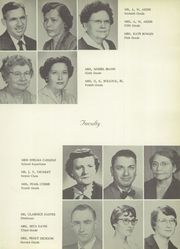 Page 11, 1956 Edition, Roosevelt High School - Eagle Yearbook (Lubbock, TX) online yearbook collection