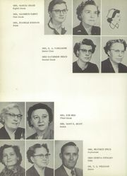 Page 12, 1956 Edition, Roosevelt High School - Eagle Yearbook (Lubbock, TX) online yearbook collection