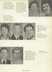 Page 15, 1956 Edition, Roosevelt High School - Eagle Yearbook (Lubbock, TX) online yearbook collection