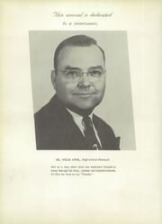 Page 6, 1956 Edition, Roosevelt High School - Eagle Yearbook (Lubbock, TX) online yearbook collection