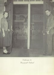 Page 7, 1956 Edition, Roosevelt High School - Eagle Yearbook (Lubbock, TX) online yearbook collection