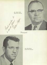 Page 9, 1956 Edition, Roosevelt High School - Eagle Yearbook (Lubbock, TX) online yearbook collection