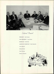 Page 10, 1963 Edition, Roosevelt High School - Eagle Yearbook (Lubbock, TX) online yearbook collection