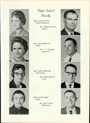 Page 11, 1963 Edition, Roosevelt High School - Eagle Yearbook (Lubbock, TX) online yearbook collection