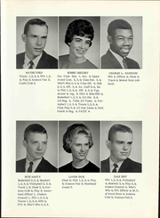 Page 17, 1963 Edition, Roosevelt High School - Eagle Yearbook (Lubbock, TX) online yearbook collection
