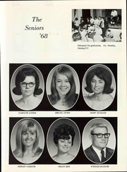 Page 17, 1968 Edition, Roosevelt High School - Eagle Yearbook (Lubbock, TX) online yearbook collection