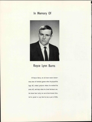 Page 12, 1969 Edition, Roosevelt High School - Eagle Yearbook (Lubbock, TX) online yearbook collection