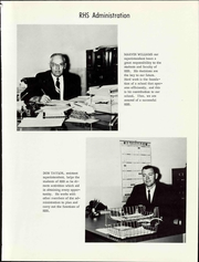 Page 15, 1969 Edition, Roosevelt High School - Eagle Yearbook (Lubbock, TX) online yearbook collection
