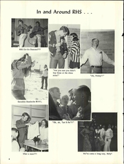 Page 8, 1971 Edition, Roosevelt High School - Eagle Yearbook (Lubbock, TX) online yearbook collection