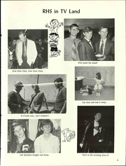 Page 9, 1971 Edition, Roosevelt High School - Eagle Yearbook (Lubbock, TX) online yearbook collection
