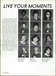 Page 17, 1981 Edition, Roosevelt High School - Eagle Yearbook (Lubbock, TX) online yearbook collection
