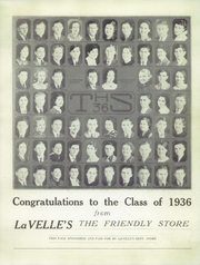 Page 11, 1936 Edition, Tulia High School - Hornet Yearbook (Tulia, TX) online yearbook collection