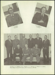 Page 10, 1950 Edition, Tulia High School - Hornet Yearbook (Tulia, TX) online yearbook collection