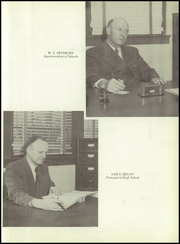 Page 11, 1950 Edition, Tulia High School - Hornet Yearbook (Tulia, TX) online yearbook collection