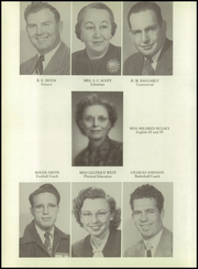 Page 12, 1950 Edition, Tulia High School - Hornet Yearbook (Tulia, TX) online yearbook collection