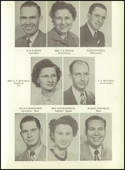 Page 13, 1950 Edition, Tulia High School - Hornet Yearbook (Tulia, TX) online yearbook collection
