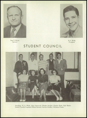 Page 14, 1950 Edition, Tulia High School - Hornet Yearbook (Tulia, TX) online yearbook collection