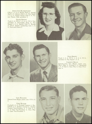 Page 17, 1950 Edition, Tulia High School - Hornet Yearbook (Tulia, TX) online yearbook collection