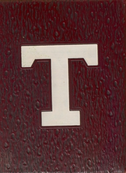 Page 1, 1953 Edition, Tulia High School - Hornet Yearbook (Tulia, TX) online yearbook collection