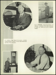 Page 10, 1953 Edition, Tulia High School - Hornet Yearbook (Tulia, TX) online yearbook collection