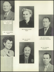 Page 12, 1953 Edition, Tulia High School - Hornet Yearbook (Tulia, TX) online yearbook collection