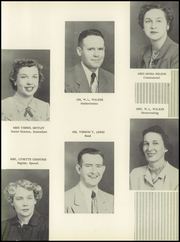 Page 13, 1953 Edition, Tulia High School - Hornet Yearbook (Tulia, TX) online yearbook collection