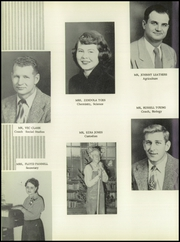 Page 14, 1953 Edition, Tulia High School - Hornet Yearbook (Tulia, TX) online yearbook collection
