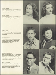 Page 17, 1953 Edition, Tulia High School - Hornet Yearbook (Tulia, TX) online yearbook collection