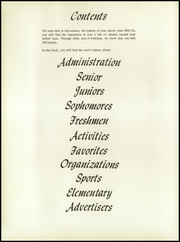 Page 8, 1953 Edition, Tulia High School - Hornet Yearbook (Tulia, TX) online yearbook collection