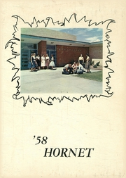 Page 1, 1958 Edition, Tulia High School - Hornet Yearbook (Tulia, TX) online yearbook collection