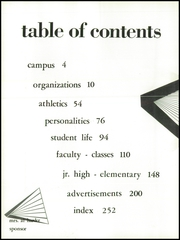 Page 6, 1960 Edition, Tulia High School - Hornet Yearbook (Tulia, TX) online yearbook collection