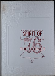 Page 1, 1976 Edition, Tulia High School - Hornet Yearbook (Tulia, TX) online yearbook collection