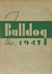 Page 1, 1947 Edition, Trimble Technical High School - Bulldog Yearbook (Fort Worth, TX) online yearbook collection