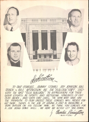 Page 8, 1952 Edition, Trimble Technical High School - Bulldog Yearbook (Fort Worth, TX) online yearbook collection