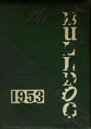 Trimble Technical High School - Bulldog Yearbook (Fort Worth, TX) online yearbook collection, 1953 Edition, Page 1