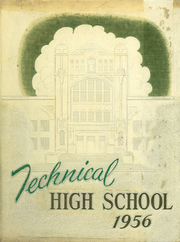 Trimble Technical High School - Bulldog Yearbook (Fort Worth, TX) online yearbook collection, 1956 Edition, Page 1