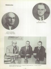 Page 10, 1956 Edition, Trimble Technical High School - Bulldog Yearbook (Fort Worth, TX) online yearbook collection
