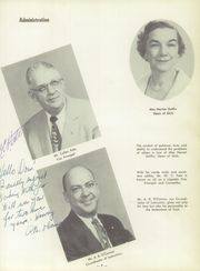 Page 11, 1956 Edition, Trimble Technical High School - Bulldog Yearbook (Fort Worth, TX) online yearbook collection