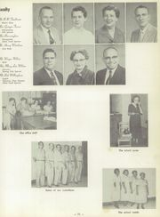 Page 15, 1956 Edition, Trimble Technical High School - Bulldog Yearbook (Fort Worth, TX) online yearbook collection