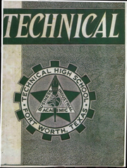 Trimble Technical High School - Bulldog Yearbook (Fort Worth, TX) online yearbook collection, 1959 Edition, Page 1