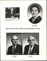 Page 11, 1960 Edition, Trimble Technical High School - Bulldog Yearbook (Fort Worth, TX) online yearbook collection