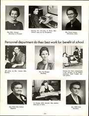 Page 12, 1960 Edition, Trimble Technical High School - Bulldog Yearbook (Fort Worth, TX) online yearbook collection