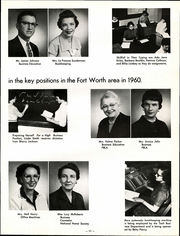 Page 15, 1960 Edition, Trimble Technical High School - Bulldog Yearbook (Fort Worth, TX) online yearbook collection